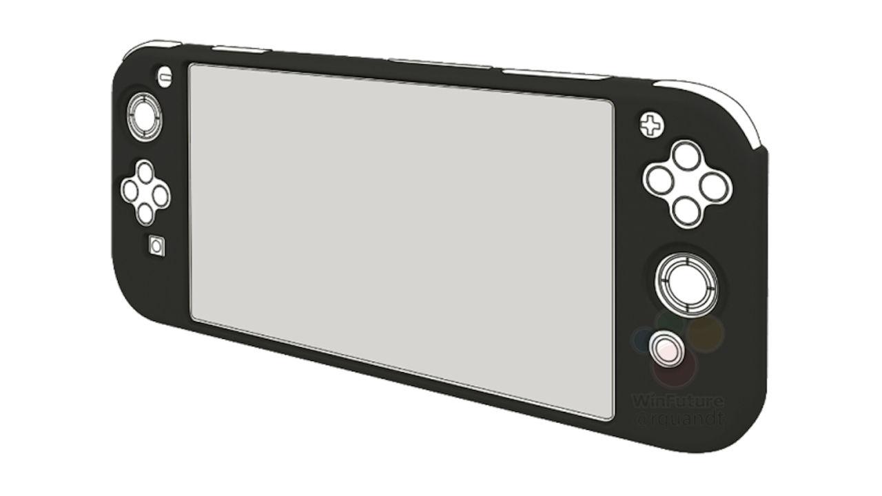 Nintendo Switch Mini Bigben Accessory Photo