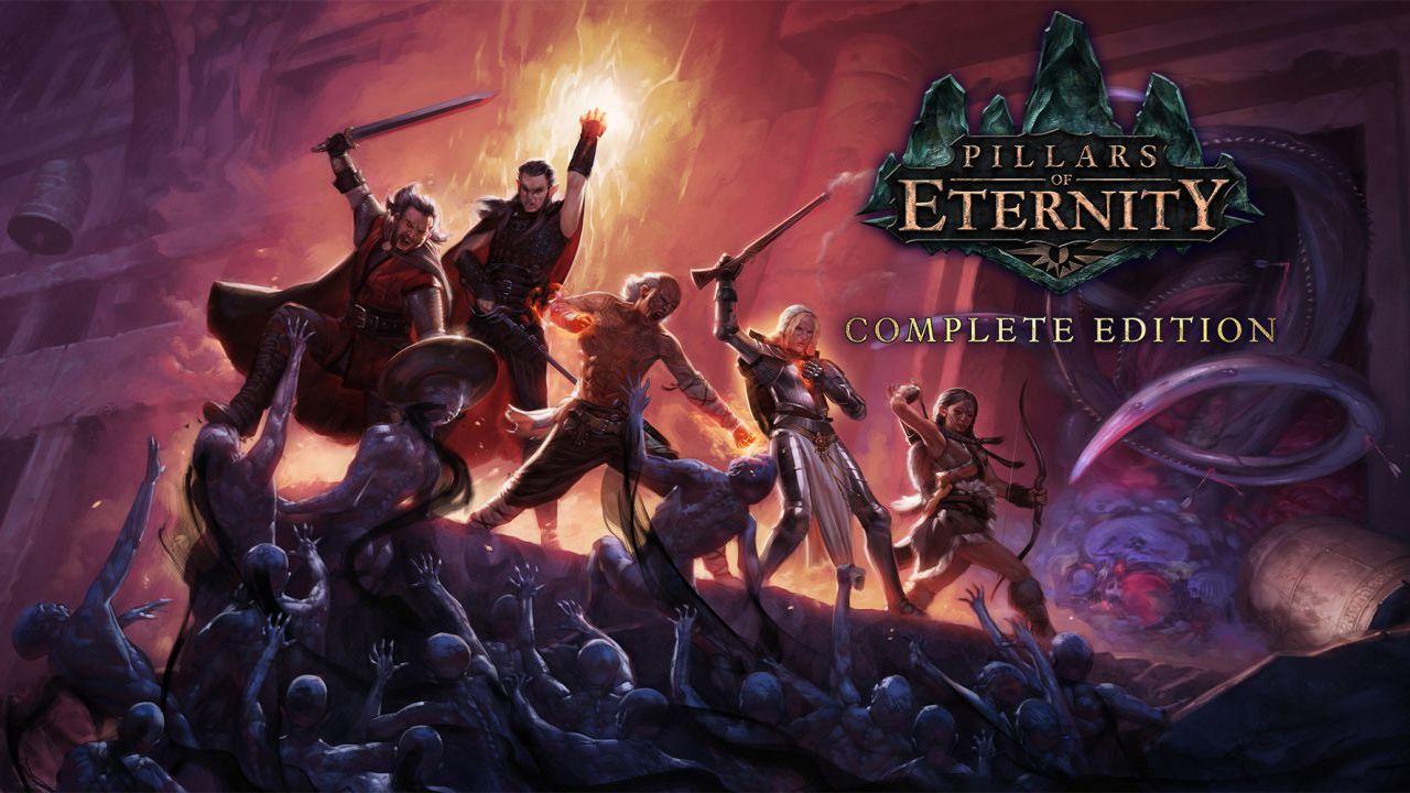 Pillars Of Eternity: Complete Edition Key Art