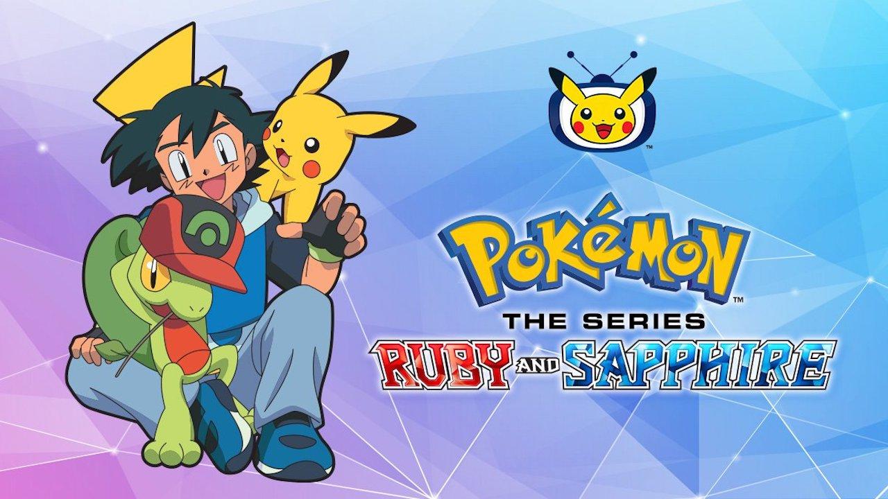 Pokémon Advanced Logo