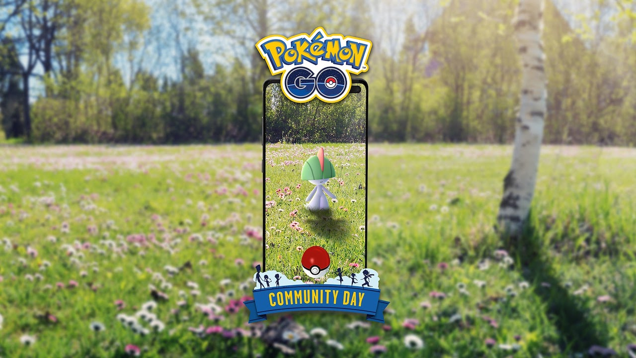 Pokémon GO Community Day Ralts Screenshot