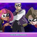 Pokémon Masters Team Break Screenshot