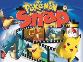 Pokémon Snap Image