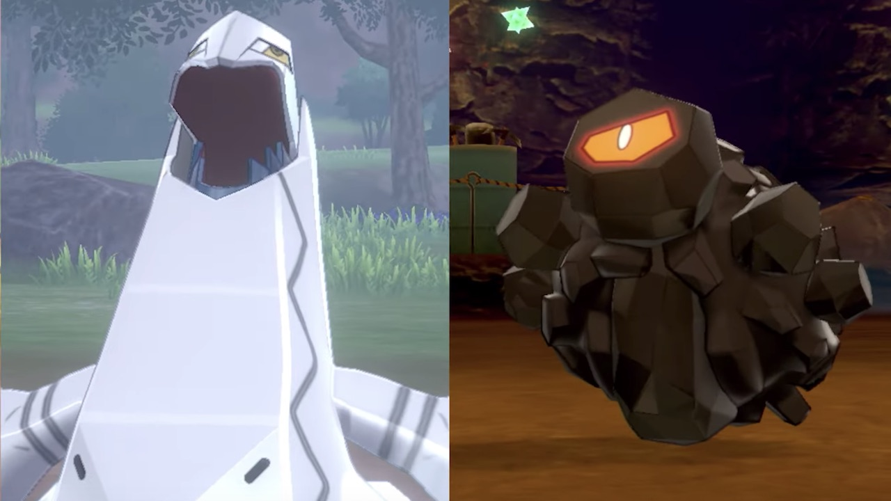 Pokémon Sword and Shield New Pokémon Screenshot