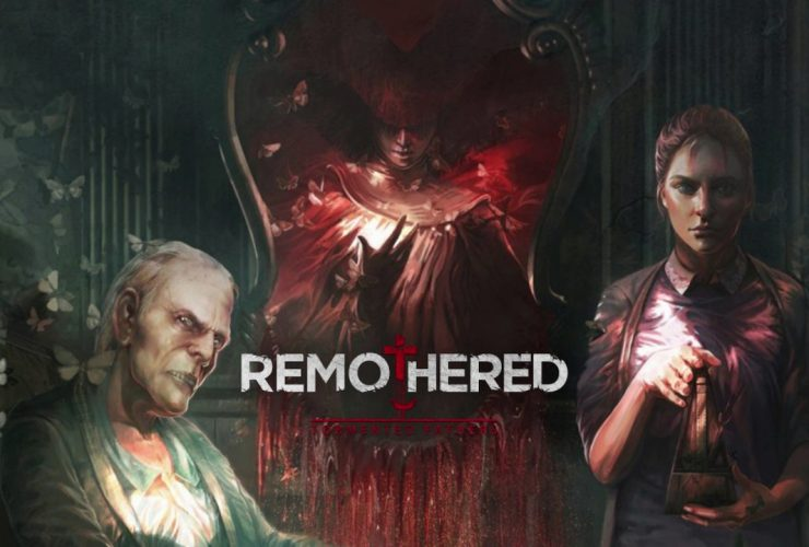 Remothered: Tormented Fathers Logo