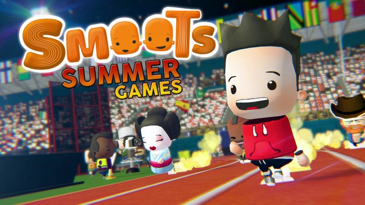 Smoots Summer Games Logo