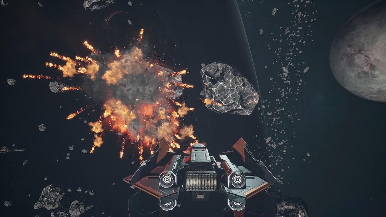 Subdivision Infinity DX Screenshot