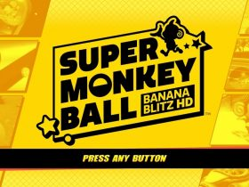 Super Monkey Ball: Banana Blitz HD Logo