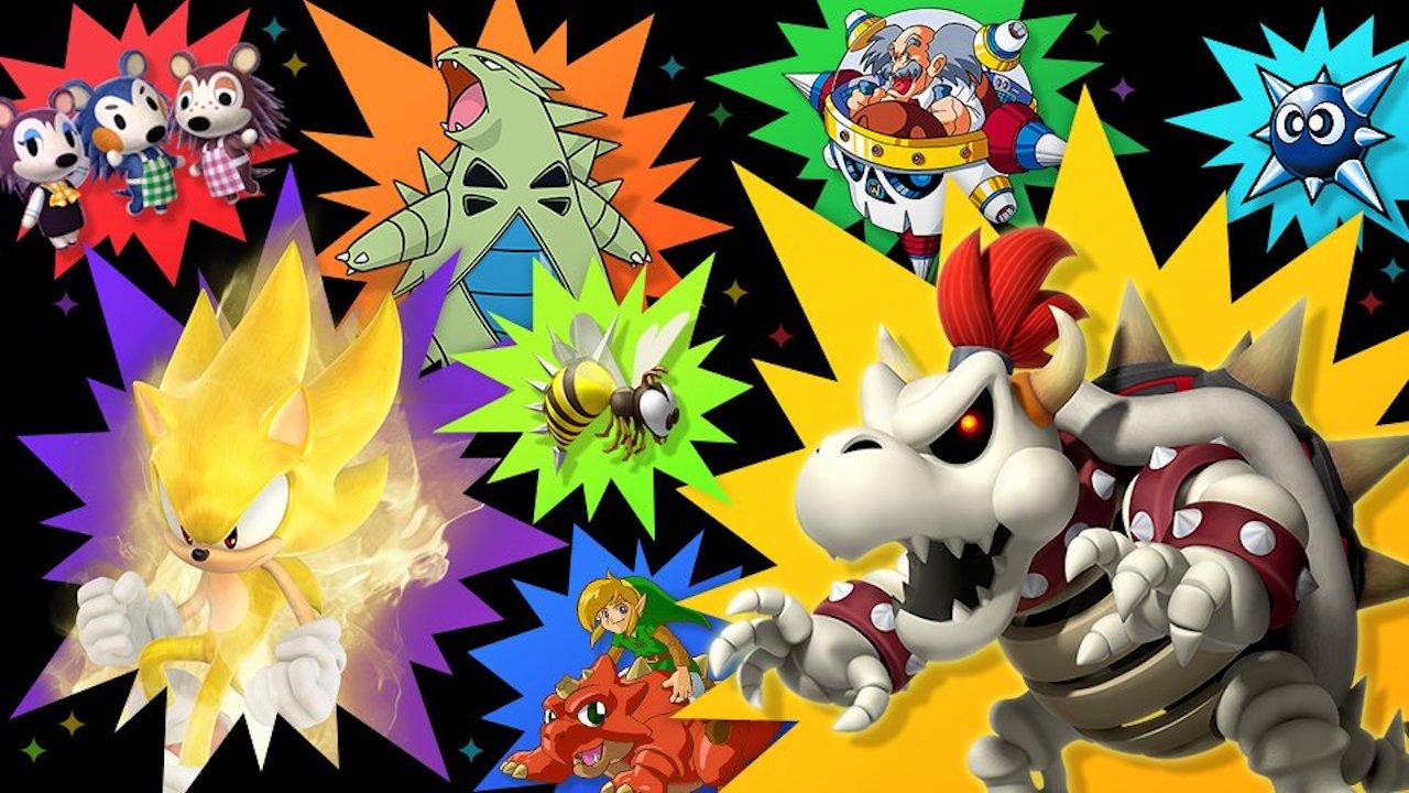 Super Smash Bros. Ultimate Spikes Event Image