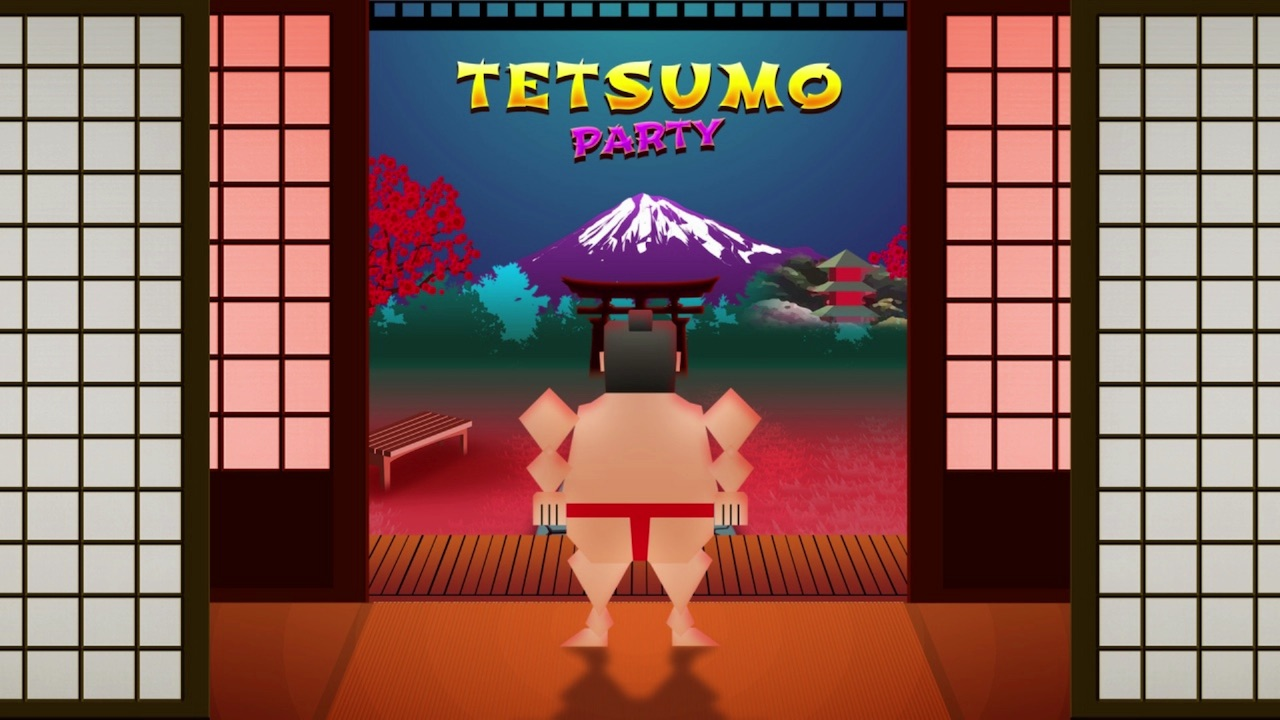 Tetsumo Party Logo