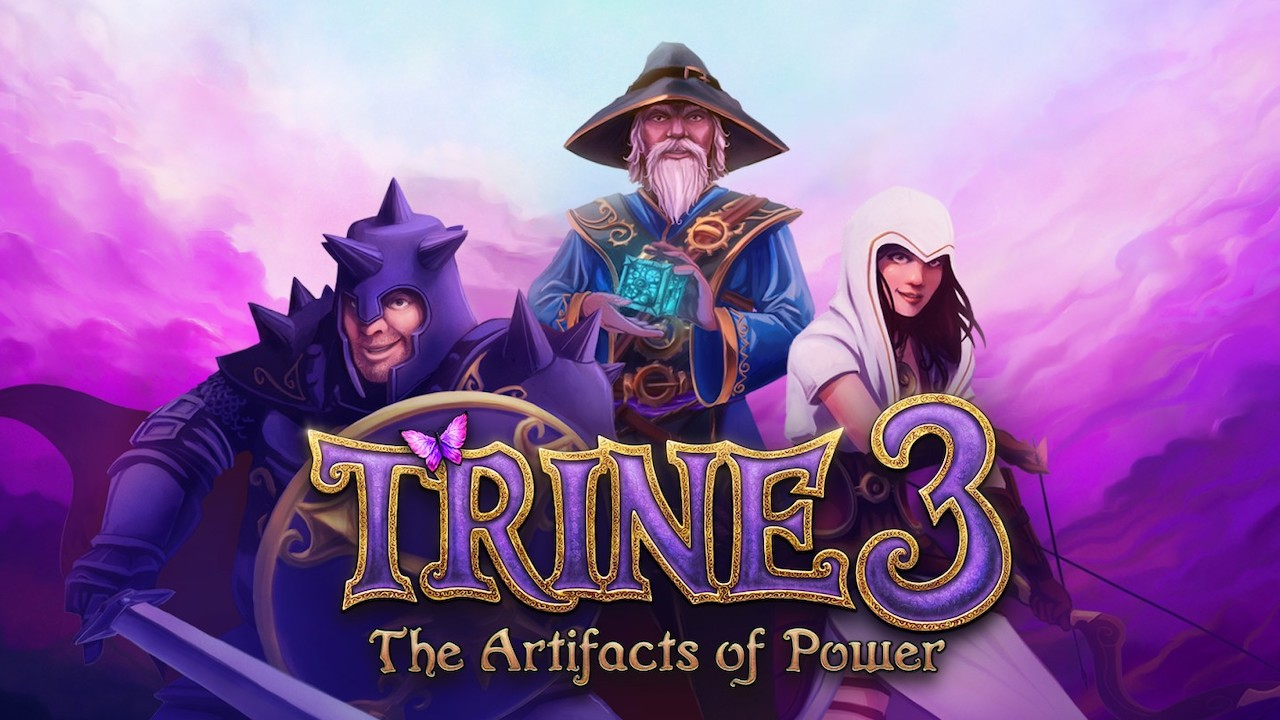 Trine 3: The Artifacts Of Power Logo