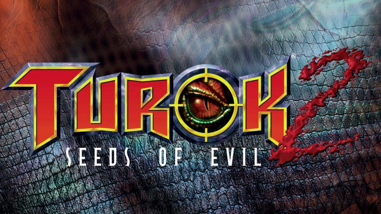 Turok 2: Seeds Of Evil Logo