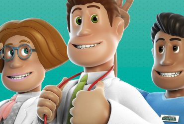 Two Point Hospital Header Image