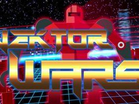 Vektor Wars Logo