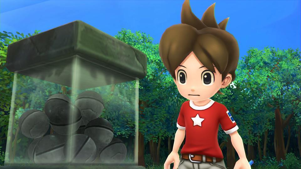Yo-Kai Watch 1 Switch Screenshot 1