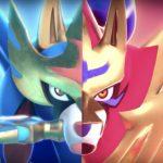 Zacian Zamazenta Pokémon Sword and Shield Screenshot