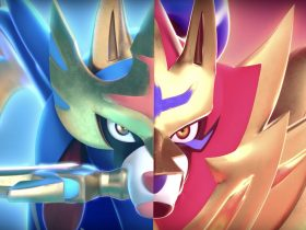 Zacian Zamazenta Pokémon Sword and Shield Screenshot