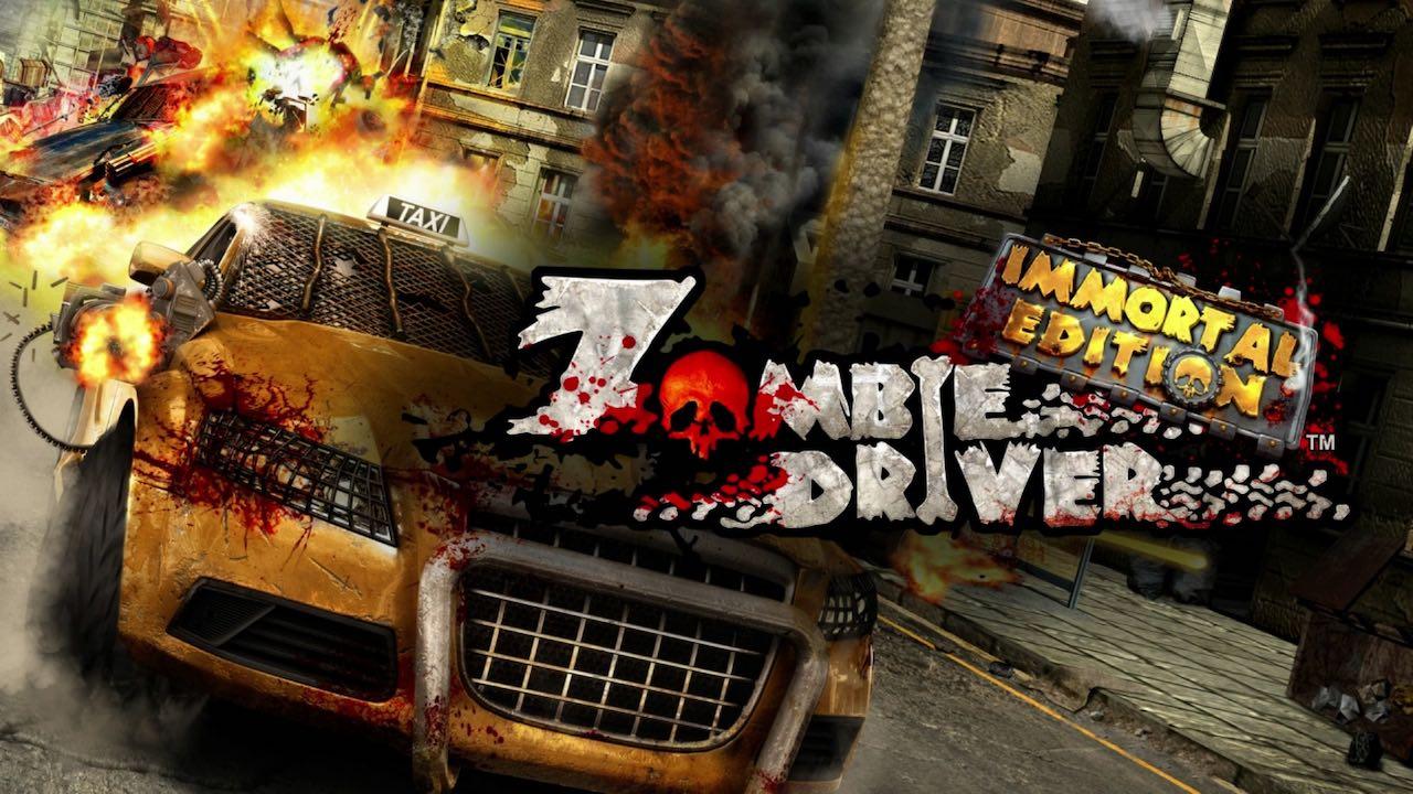 Zombie Driver: Immortal Edition Logo