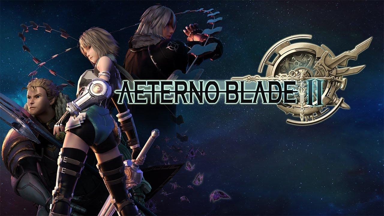 AeternoBlade II Logo