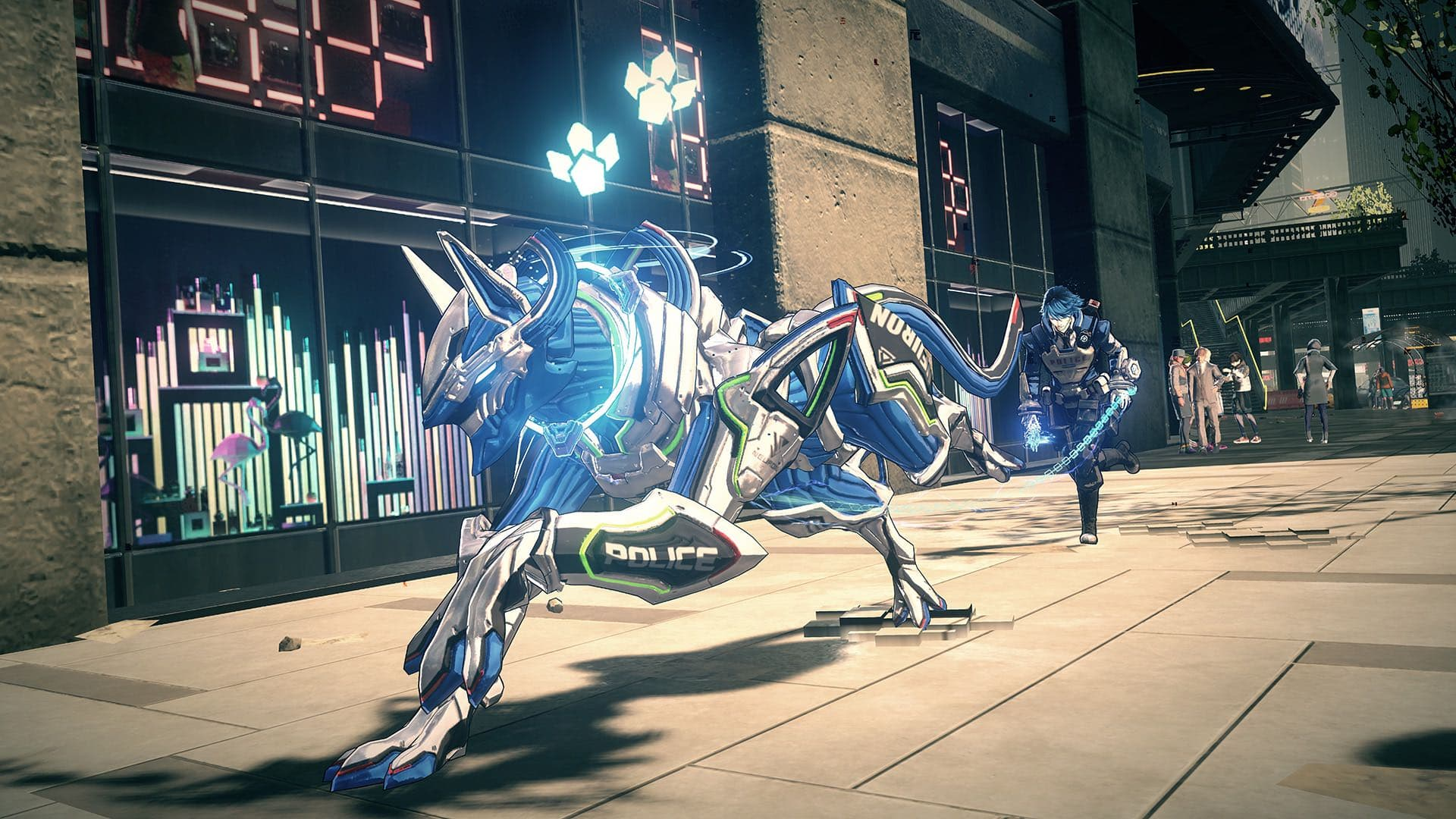 Astral Chain Review Screenshot 2