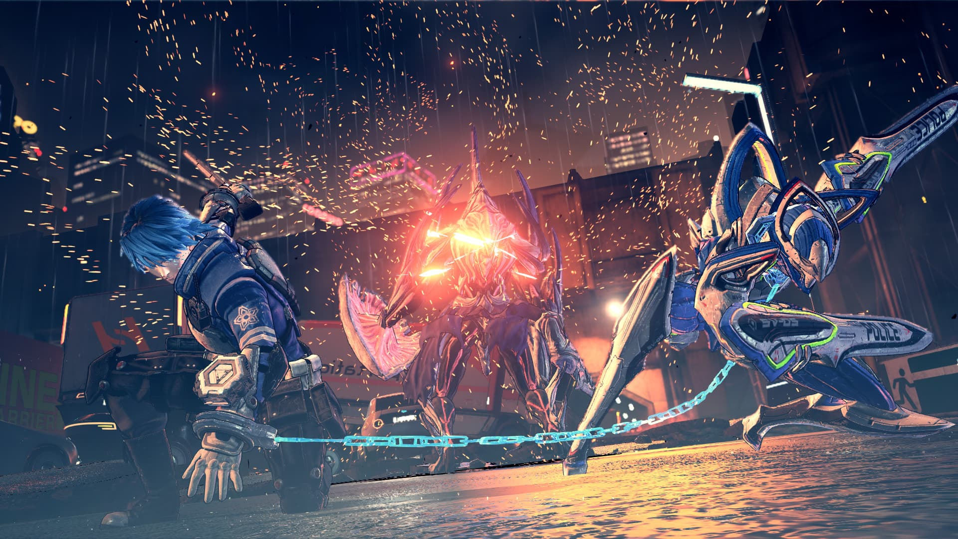 Astral Chain Review Screenshot 4