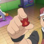 Blaine Pokémon Origins Screenshot