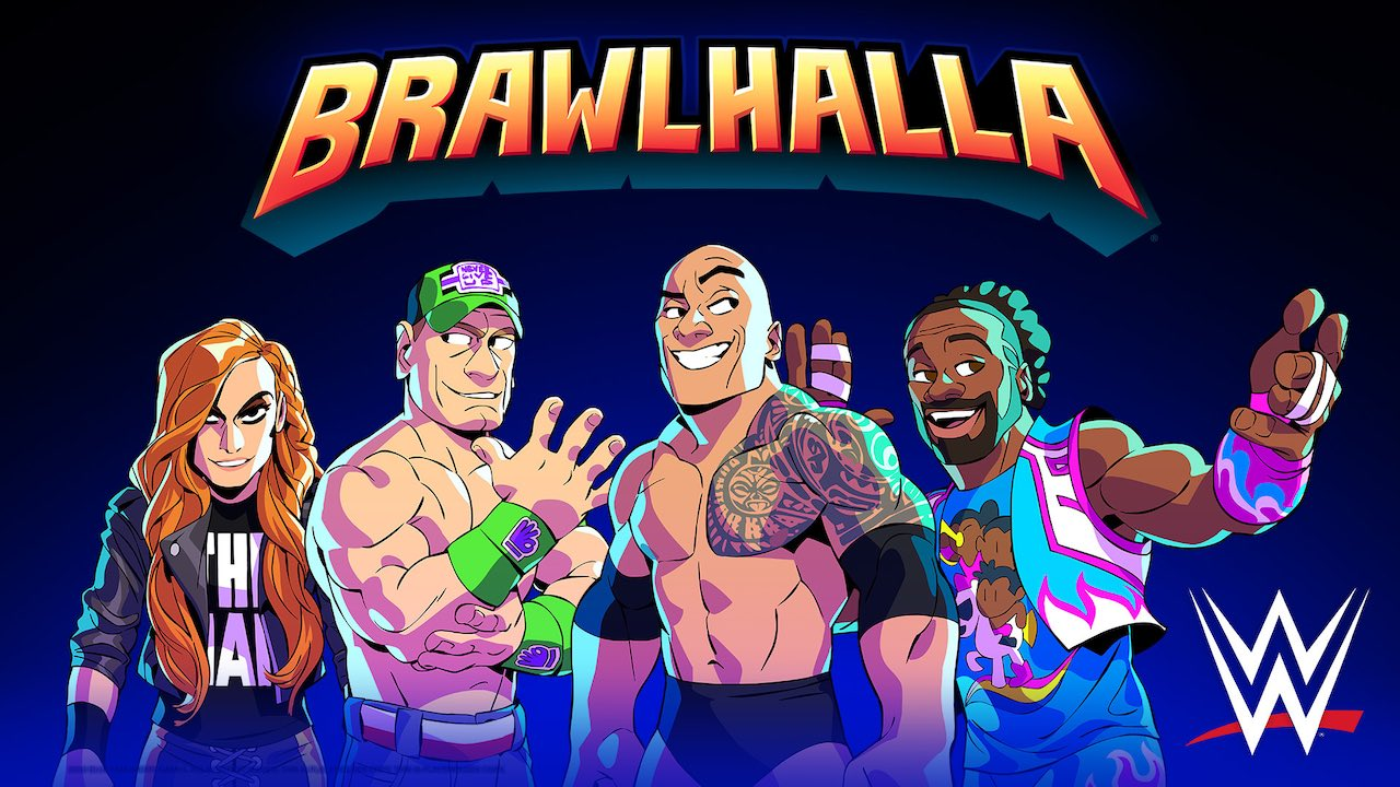 Brawlhalla WWE Superstars Event Image