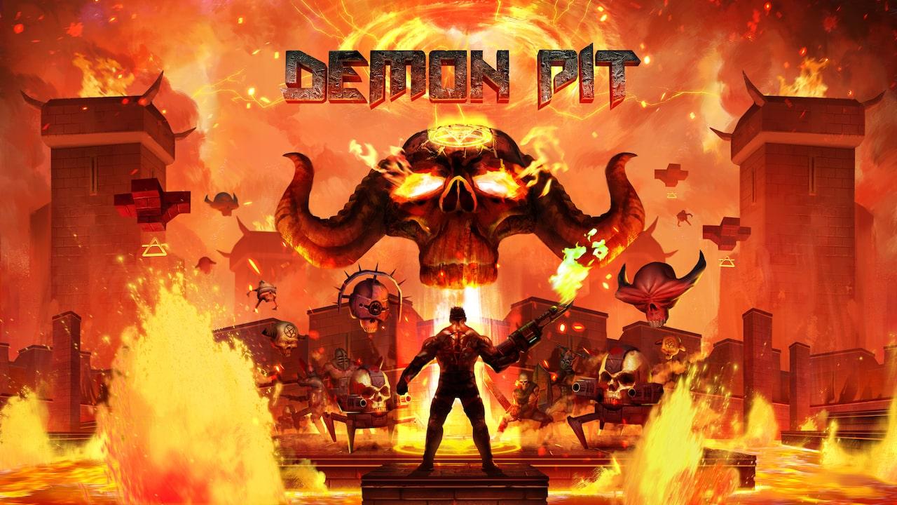 Demon Pit Logo