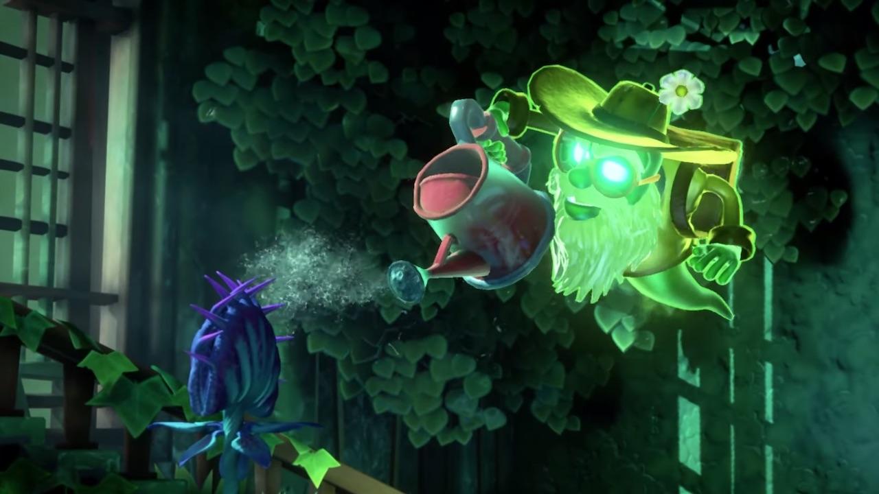 Dr. Potter Luigi's Mansion 3 Screenshot