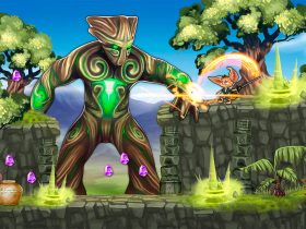 Fin And The Ancient Mystery Screenshot