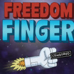 Freedom Finger Logo