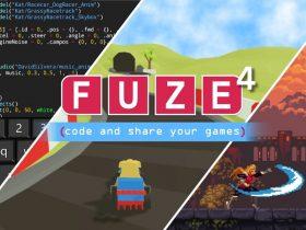 FUZE4 Nintendo Switch Logo