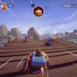 Garfield Kart: Furious Racing Screenshot