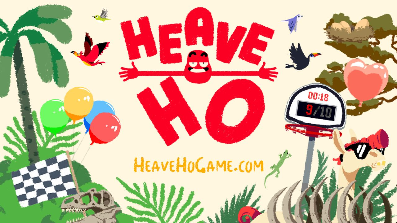 Heave Ho Logo