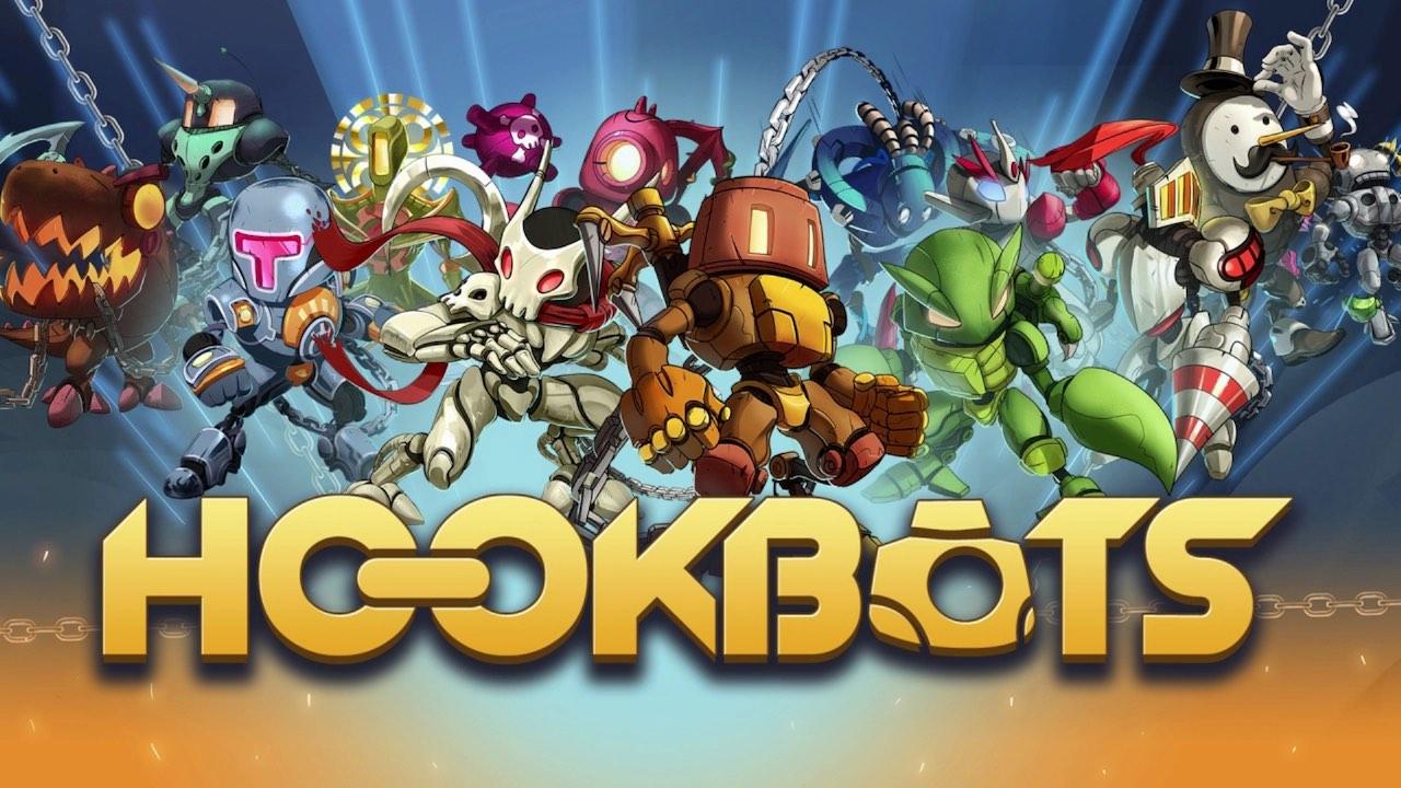 Hookbots Logo