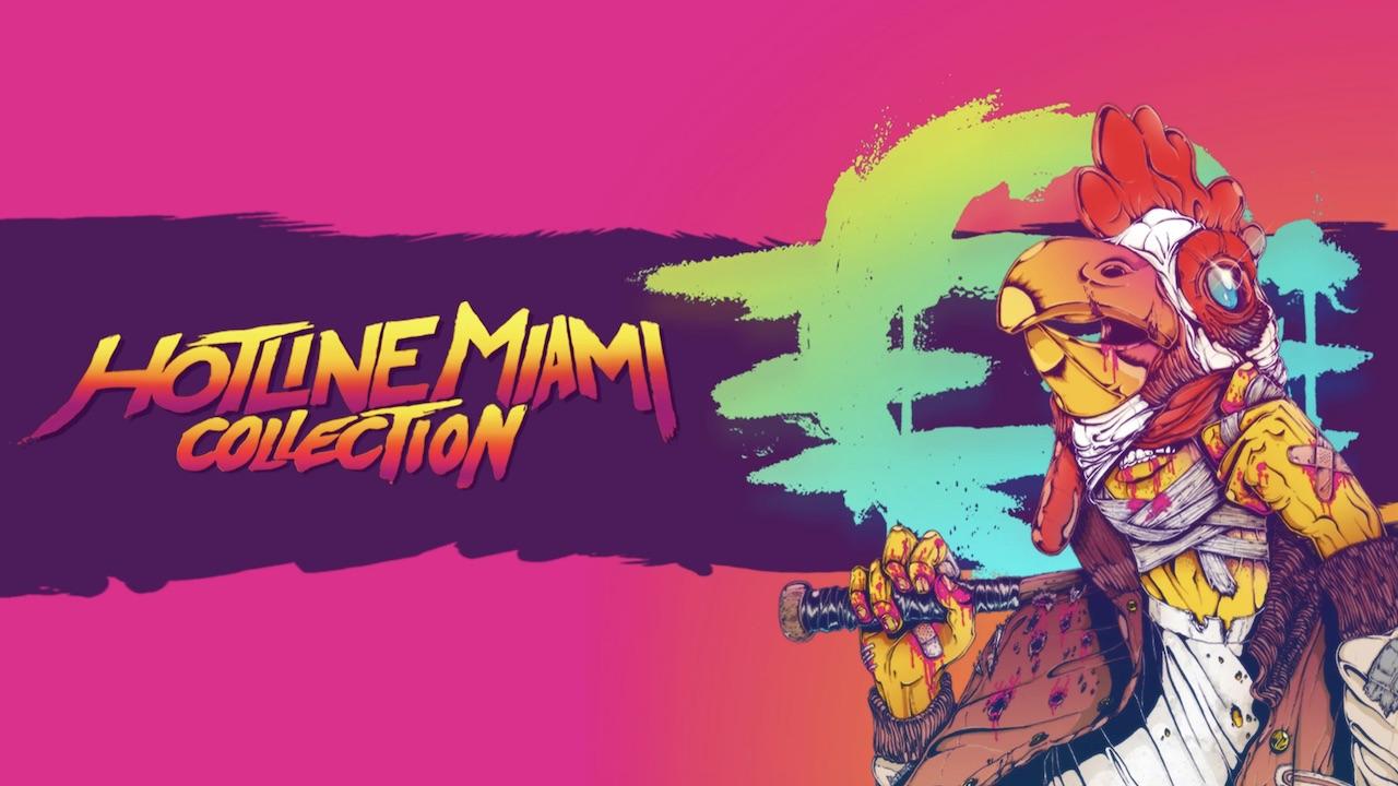 Hotline Miami Collection Logo