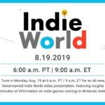 Indie World Presentation Logo