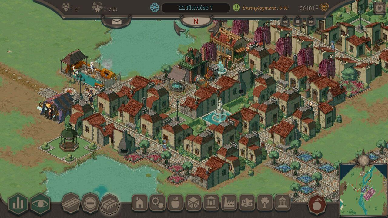 Lethis: Path of Progress Screenshot