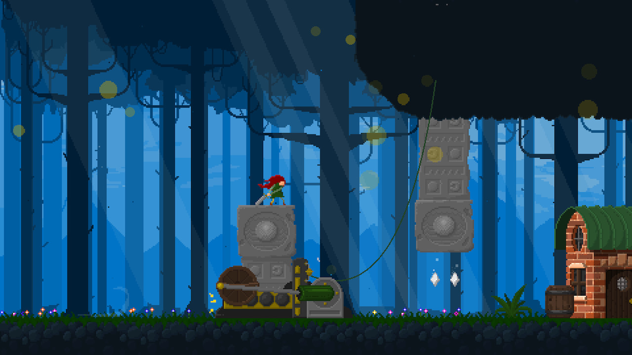 Mable and the Wood Screenshot