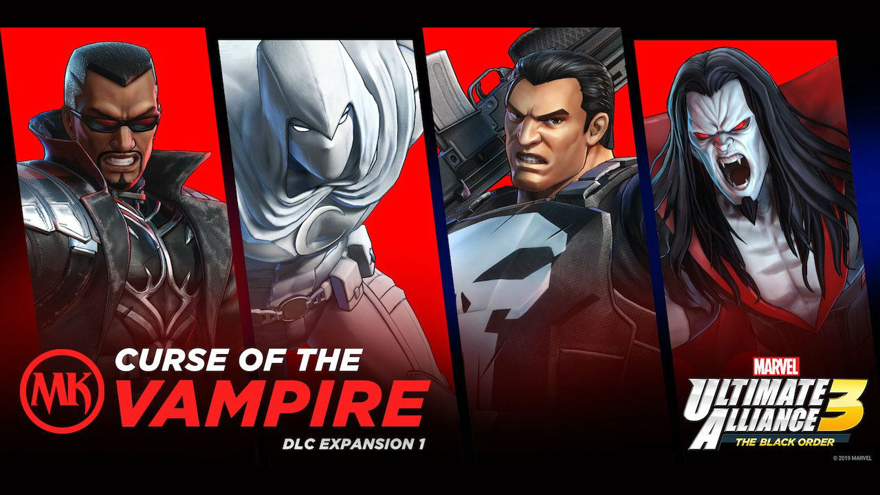 Marvel Ultimate Alliance 3: The Black Order DLC Expansion 1 Image