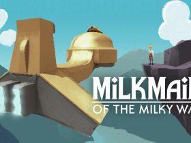 Milkmaid of the Milky Way Logo