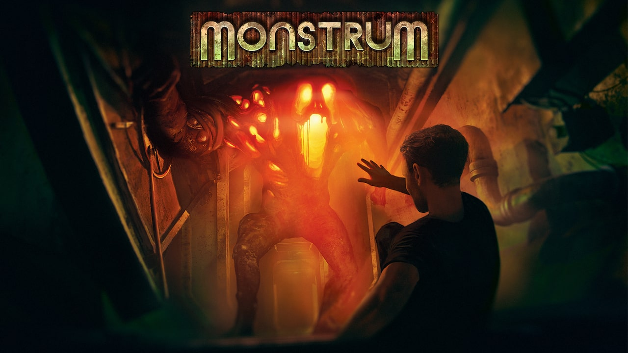 Monstrum Key Art