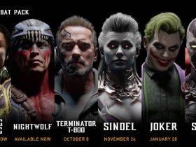 Mortal Kombat 11 Kombat Pack Characters Screenshot