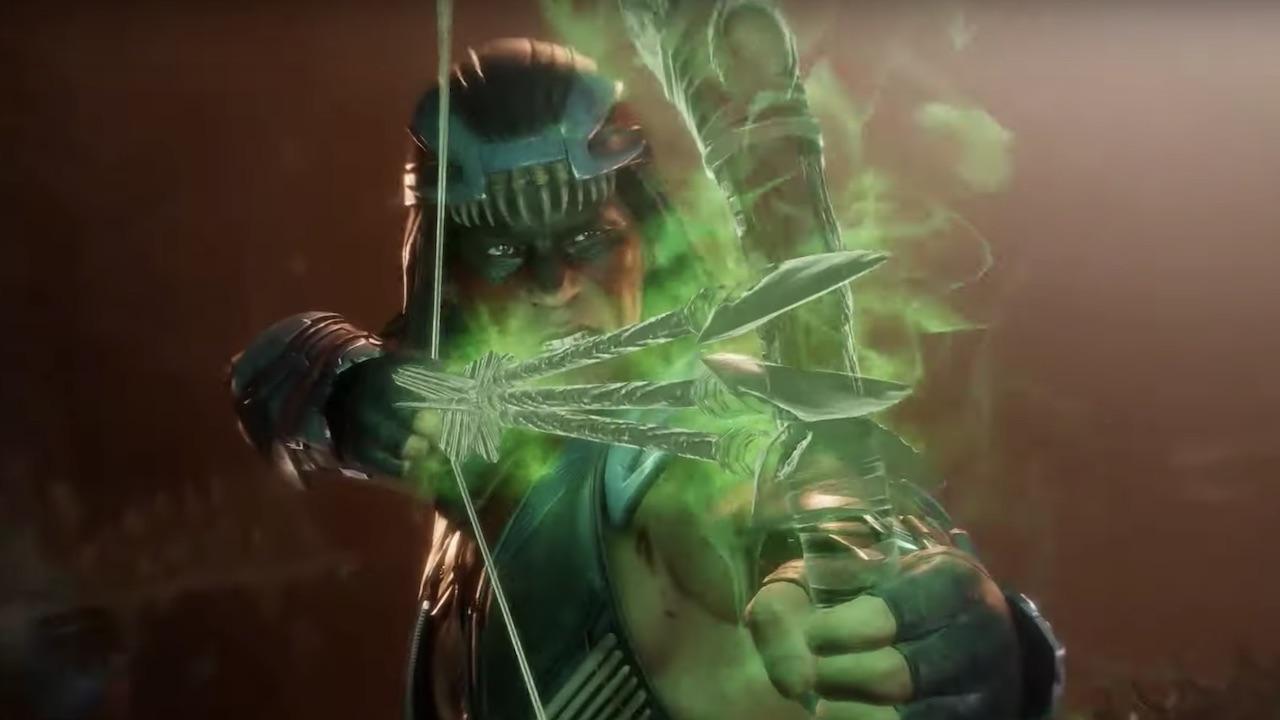 Mortal Kombat 11 Nightwolf Screenshot