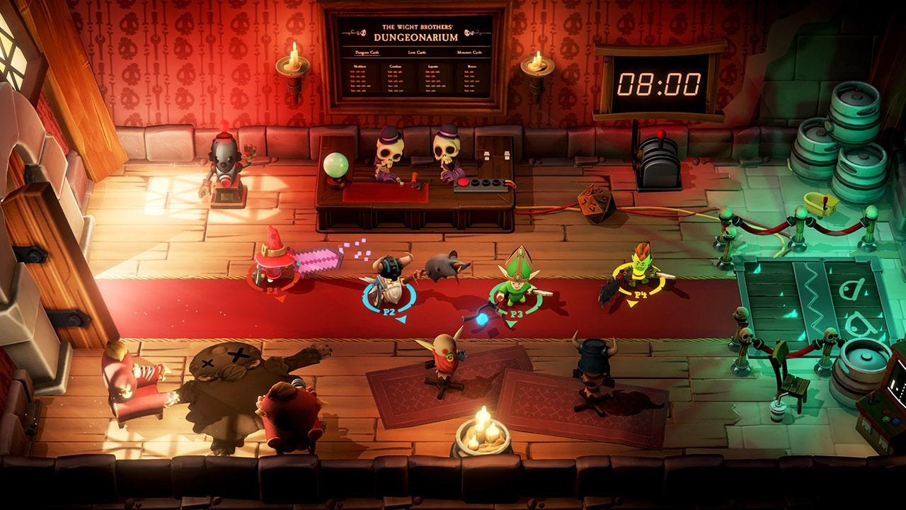 Munchkin: Quacked Quest Screenshot