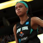 NBA 2K20 WNBA Screenshot