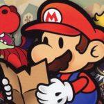 Paper Mario: The Thousand-Year Door Key Art