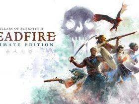 Pillars Of Eternity II: Deadfire Ultimate Edition Logo