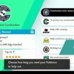 Poké Jobs Pokémon Sword And Shield Screenshot