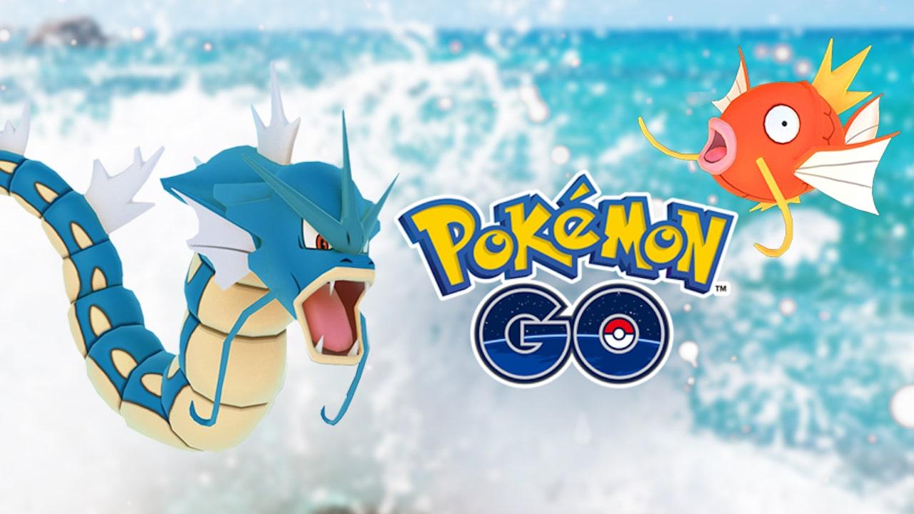Pokémon GO Water Festival 2019 Image
