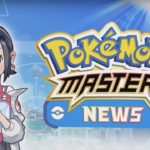 Pokémon Masters News Logo